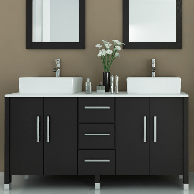Modern bathroom vanities or contemporary bathroom vanities remodelling your bathroom for the - Contemporary european designer bathroom vanities ...