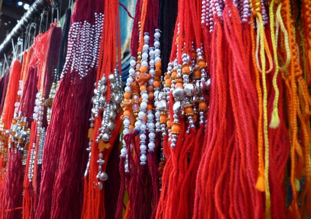 Rakhi Shopping in India