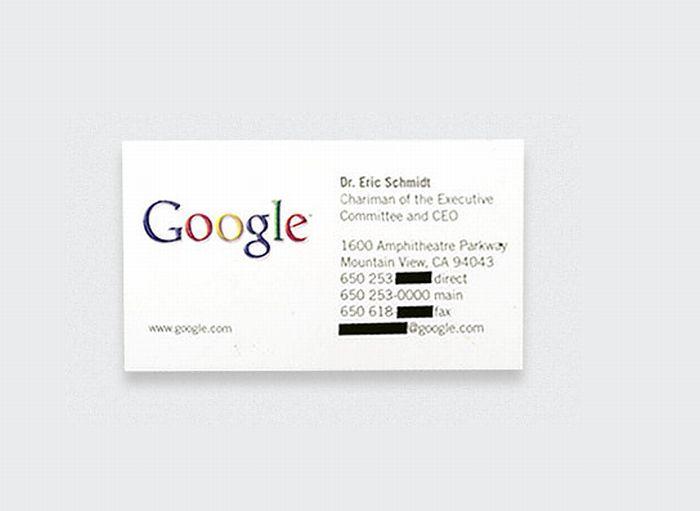 Top 10 famous business cards designs futurzweb top 10 famous business cards designs colourmoves