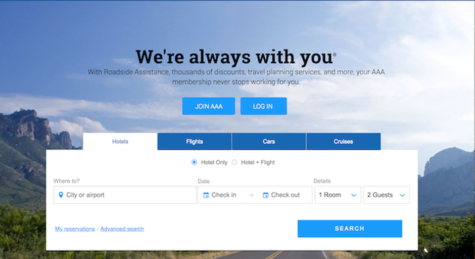 a company research of aaa travel agency Add travel insurace to your packing list  associated with air reservations made  outside of these packages will not be refunded by aaa or the tour operator in.